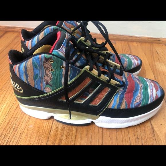 the latest cf0fb f1a76 adidas Other - Adidas x Chauncey Billups Biggie Smalls Sneaker